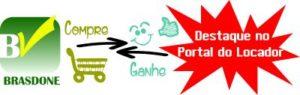PROMOÇÃO: Brasdone paga a publicidade da Locadora no Portal do Locador